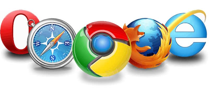 History of Web browsers - Protocols and Web services | Learn HTML | With the origin and emergence of browsers we get access to services such as: www, ftp, newsgroups, email, social networks and others