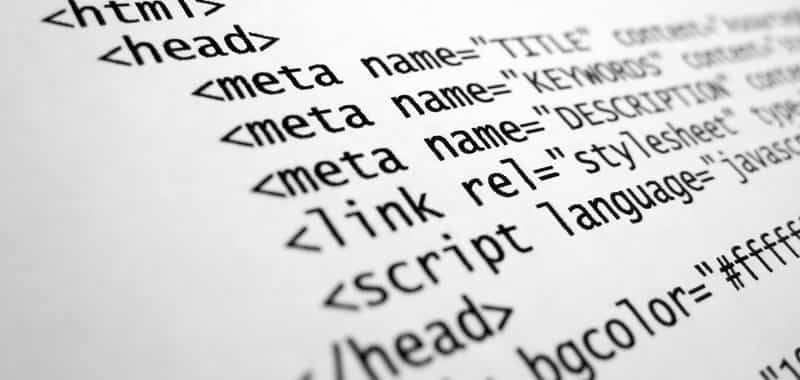 Meta tags Google SEO - Title, description, keywords | Learn HTML | Metatags are used to define metadata in the HTML document, these data are not displayed by the browser; it has another purpose