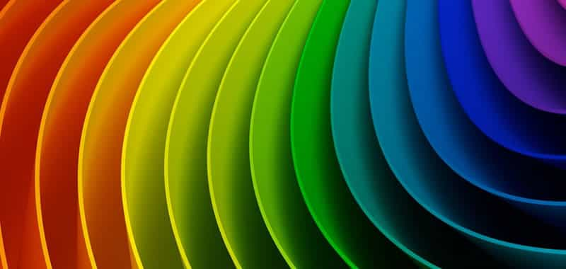 Psychology and color theory - What effects produce