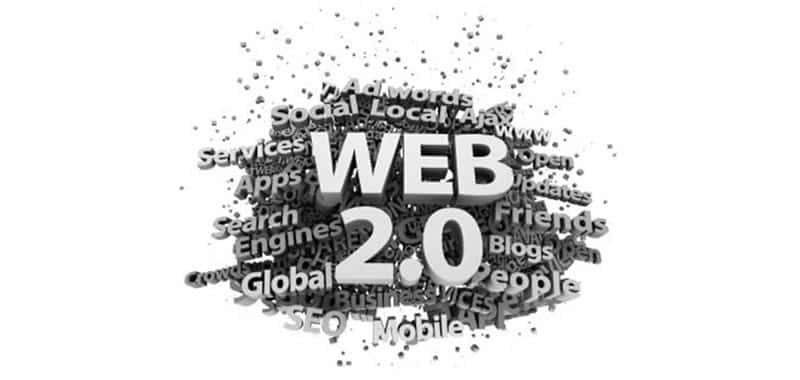 Web 2.0 history, evolution and characteristics