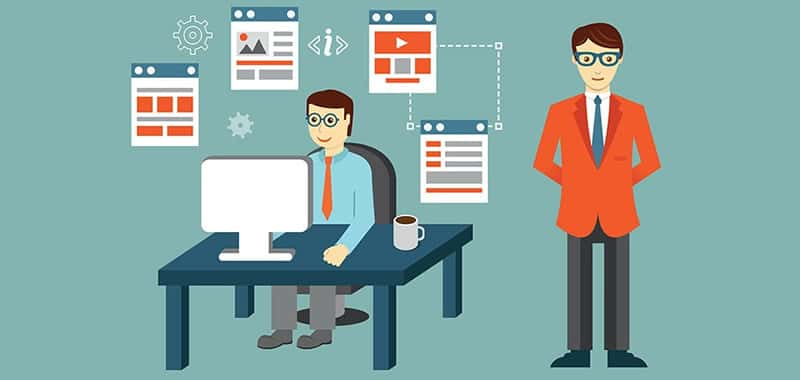 Website evaluation and optimization | Websites Management | To achieve a good Web design on the Internet, some factors must be considered to achieve Internet positioning and adequate visibility