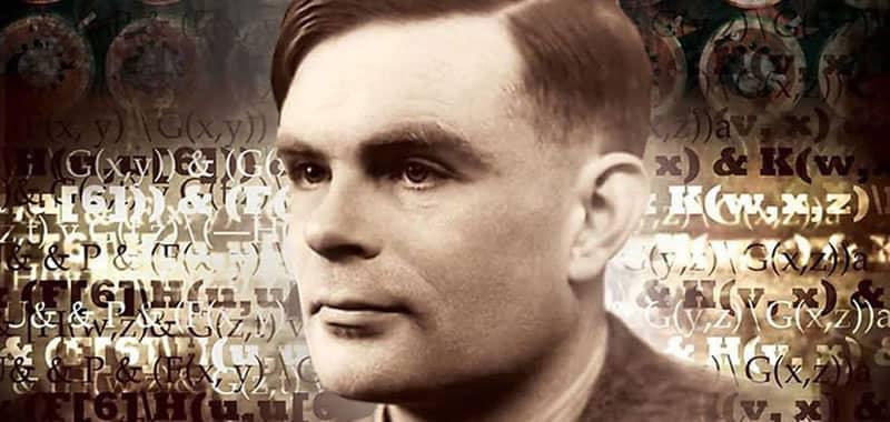 Alan Turing - Educación, Máquina de Turing y Vida