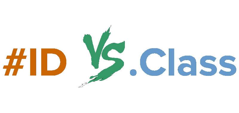 Diferencias entre Class y ID - Ejemplo de uso en HTML y CSS | Aprender HTML | Un elemento HTML sólo puede tener un ID que pertenezca a ese único elemento, mientras que varios elementos pueden usar un nombre de clase