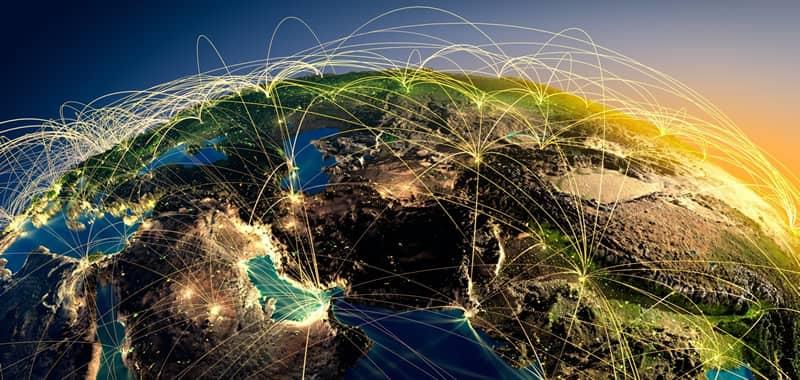 Qué es y cómo funciona la Red de Internet