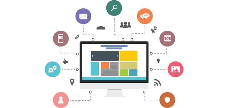 Contenidos en páginas Web - Diseño, redacción y lenguaje