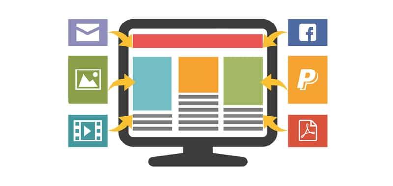 Elementos básicos de un sitio Web