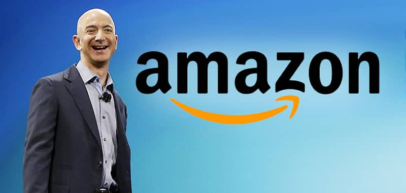 Jeff Bezos - Fundador de Amazon