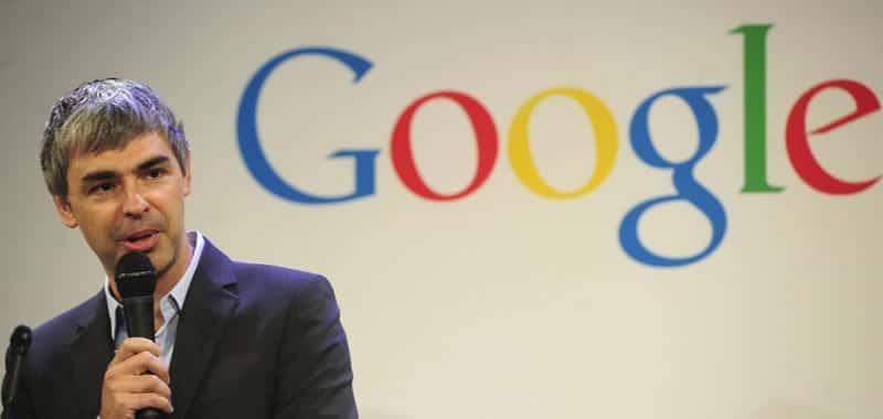 Larry Page - Creador de Google