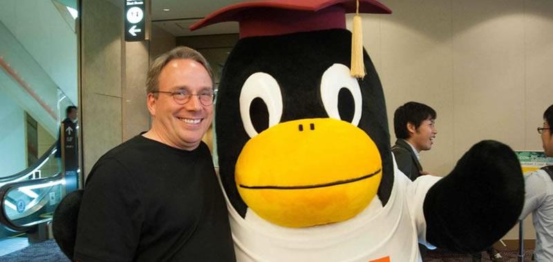 Linus Torvalds - Creador del Sistema Operativo Linux