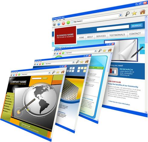 Elementos b sicos de un sitio web y sus partes for Paginas web sobre turismo