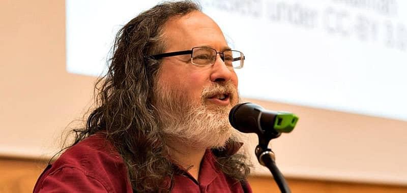 Richard Stallman - Creador del proyecto GNU Software Libre | Biografía Informáticos | Richard Stallman inició el movimiento del Software Libre en 1983. Es el creador del proyecto GNU y presidente de la Free Software Foundation