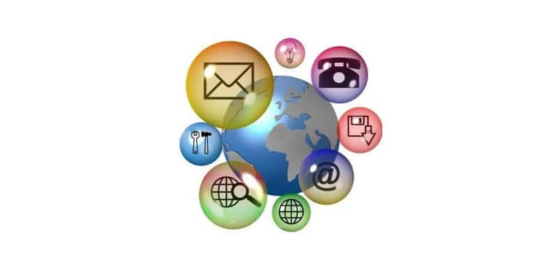 Servicios de Internet para navegación Web