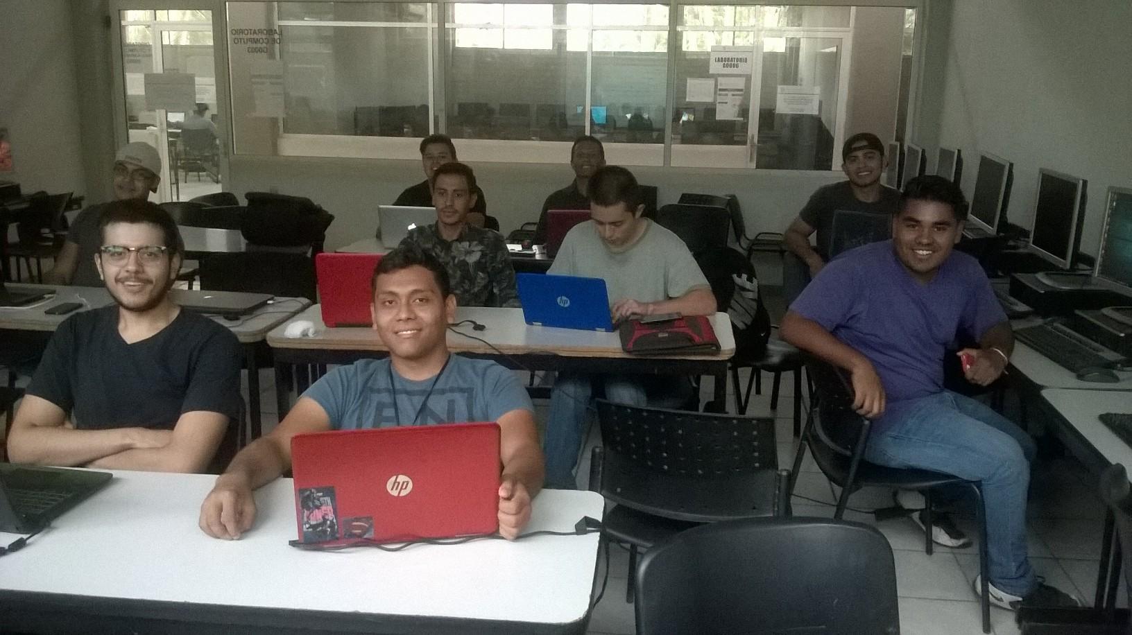 Guachines Alumnos Programación